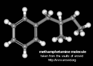 organic chemistry methamphetamine Organic chemistry book: organic chemistry with a biological emphasis (soderberg) 3: conformations and stereochemistry expand/collapse global location  methamphetamine and levo-methamphetamine are enantiomers (only one chiral center, and it is flipped.