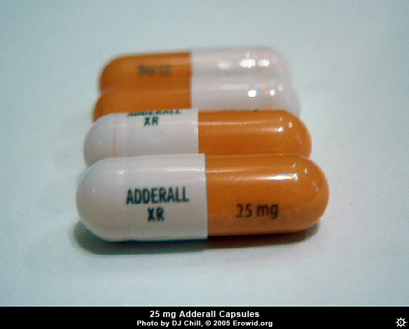 Adderall Capsule Pictures 60