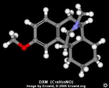 Erowid DXM Vault : Chemistry