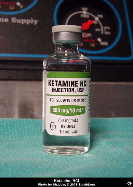 Erowid Chemicals Vaults Images Ketamine Bottle