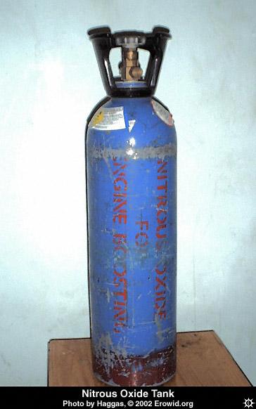 Erowid Chemicals Vaults : Images : nitrous tank
