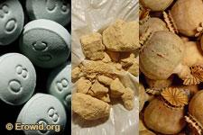 Viagra and opiates