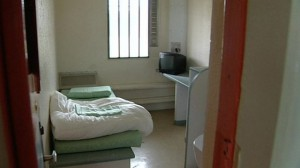 Typical British Prison Cell