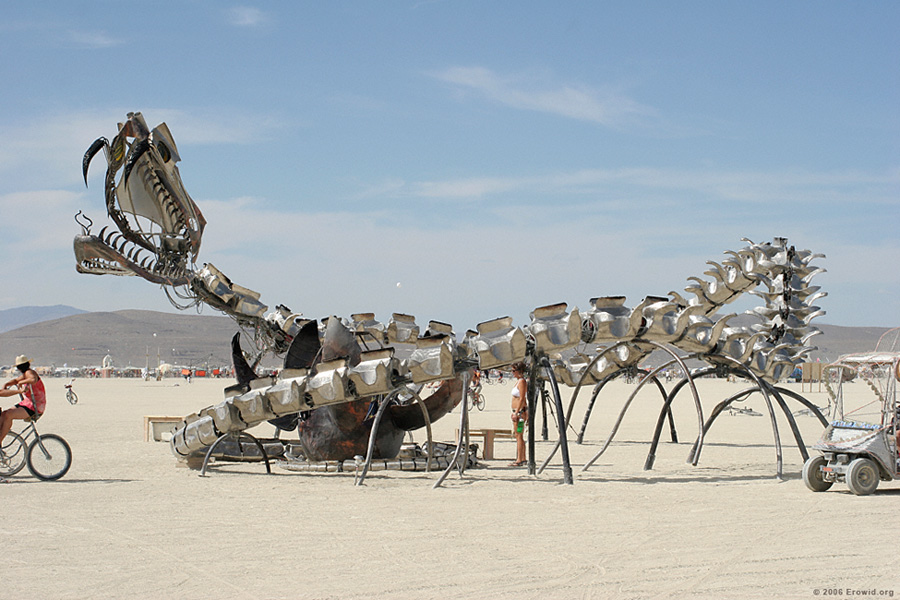 Erowid Burning Man Vaults Images 2006 Burningman