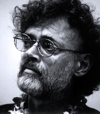 Terence McKenna, Photo by Jon Hanna