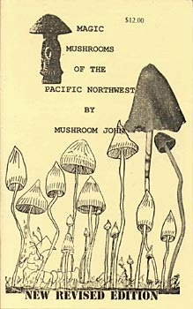 Image for Magic Mushrooms of the Pacific Northwest