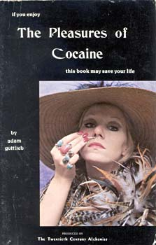Erowid Library Bookstore The Pleasures Of Cocaine