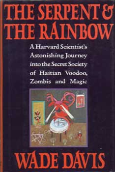 "Cover art for the book ""The Serpent and the Rainbow"""