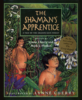 how to become a shaman apprentice