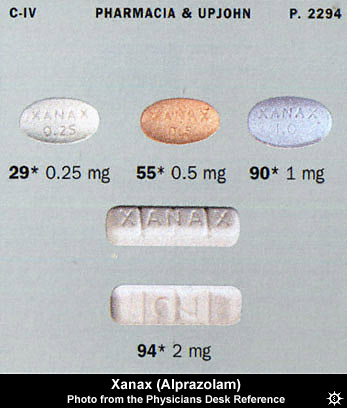 Gallery For ... Xanax