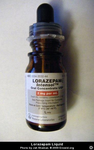 Erowid Pharms Vaults : Images : lorazepam liquid ...