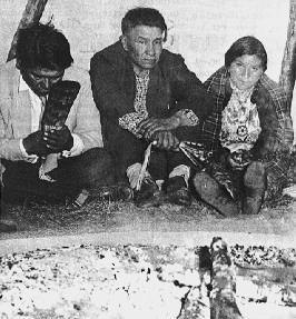 Cérémonie de la Native American Church (vers 1930?)